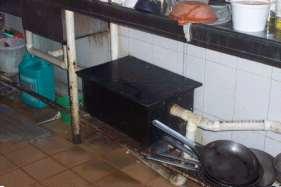Trampas de grasa para restaurantes precios trampas de for Precio cocina industrial para restaurante
